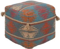 Surya Contemporary Adia pouf/ottoman Collection