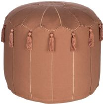 Surya Contemporary Delhi pouf/ottoman Collection
