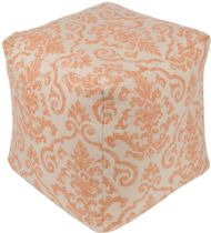 Surya Transitional Damara pouf/ottoman Collection