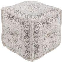 Surya Traditional Daveed pouf/ottoman Collection