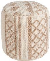 Surya Contemporary Gobi pouf/ottoman Collection
