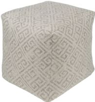 Surya Contemporary Geonna pouf/ottoman Collection