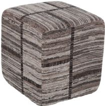 Surya Traditional Jacqueline pouf/ottoman Collection