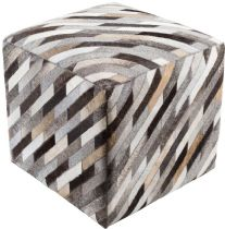 Surya Contemporary Lycaon pouf/ottoman Collection
