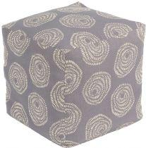 Surya Contemporary Sylloda pouf/ottoman Collection