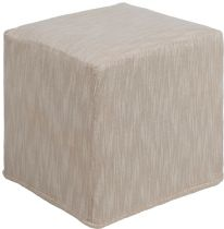 Surya Contemporary Purist pouf/ottoman Collection