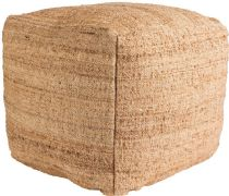 Surya Natural Fiber Seaport pouf/ottoman Collection