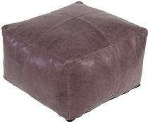 Surya Contemporary Sheffield pouf/ottoman Collection