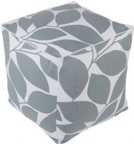 Surya Country & Floral Somerset pouf/ottoman Collection