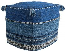 Surya Braided Trenza pouf/ottoman Collection