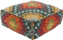 Surya Southwestern/Lodge Zagros pouf/ottoman Collection