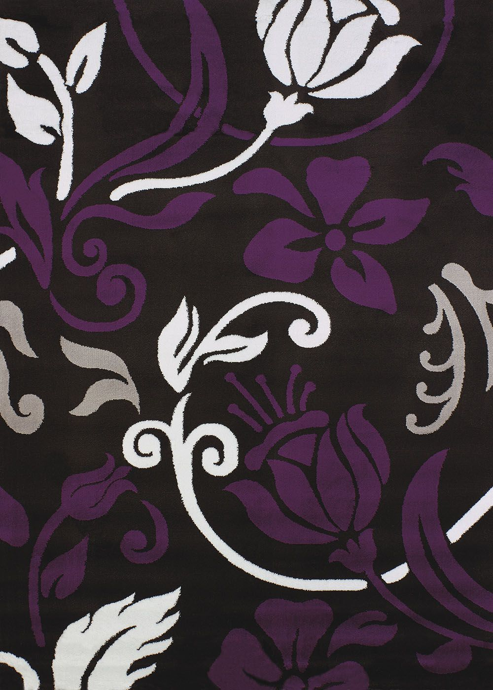 united weavers cristall  metro plum contemporary area rug collection