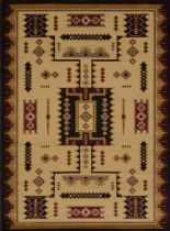 United Weavers Contemporary Affinity Coltan Area Rug Collection