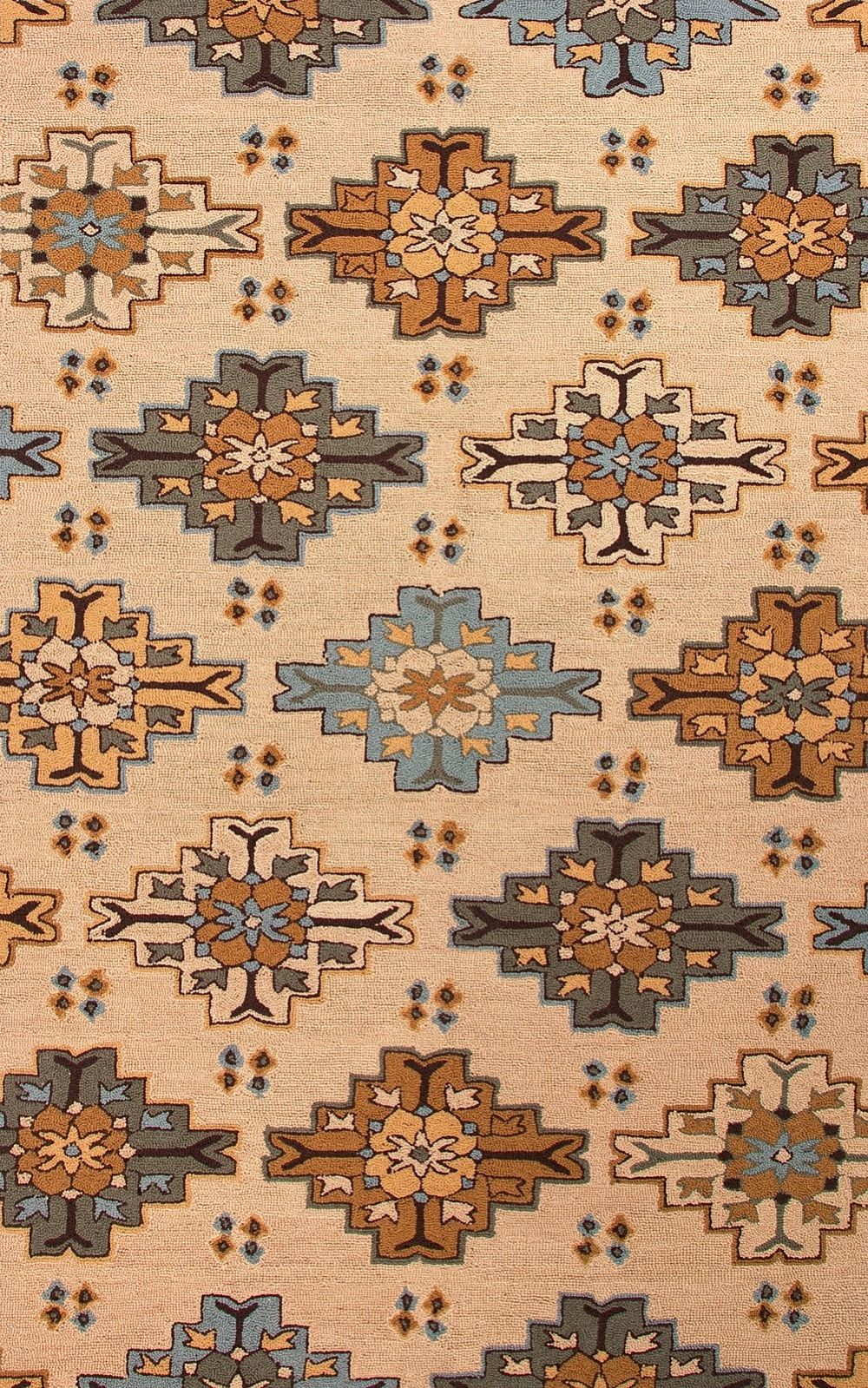 jaipur explorer southwestern/lodge area rug collection