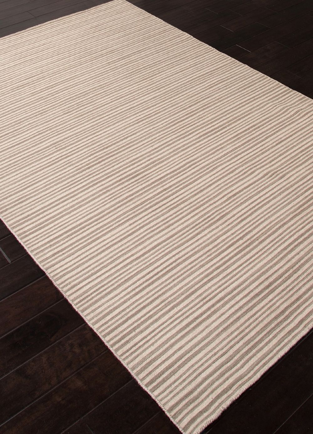 jaipur pura vida solid/striped area rug collection