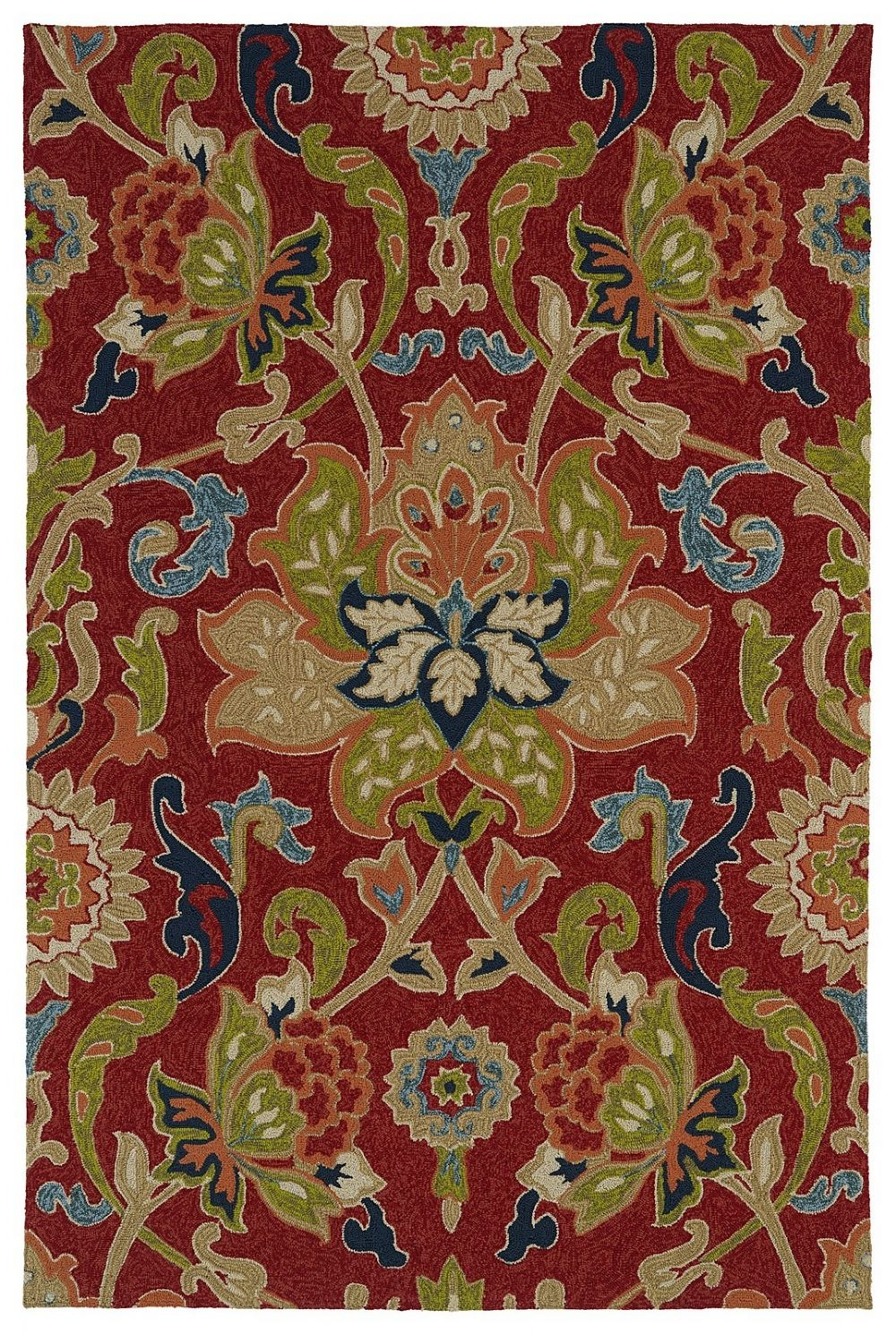 kaleen home and porch indoor/outdoor area rug collection