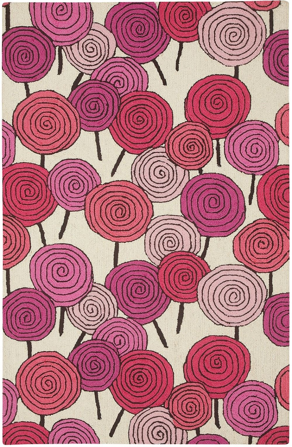 capel stick candy contemporary area rug collection