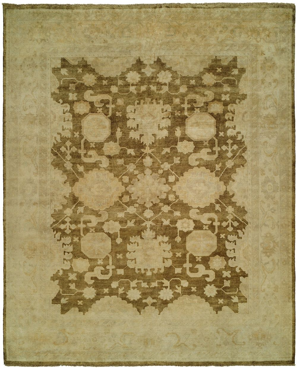 shalom brothers oushak traditional area rug collection