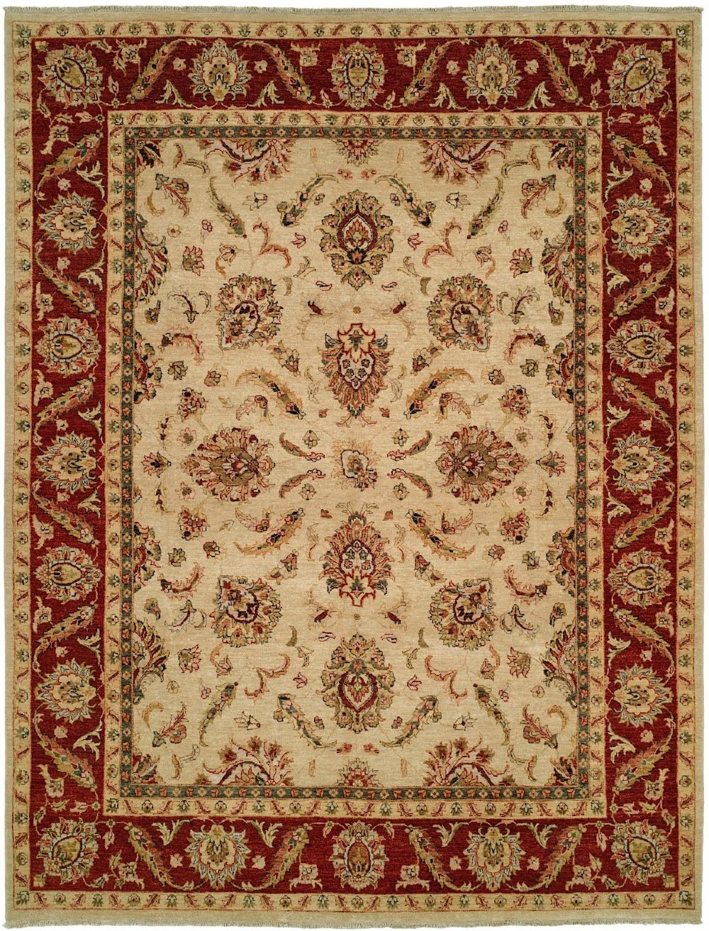 shalom brothers royal zeigler traditional area rug collection