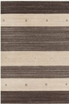 Chandra Solid/Striped Elantra Area Rug Collection