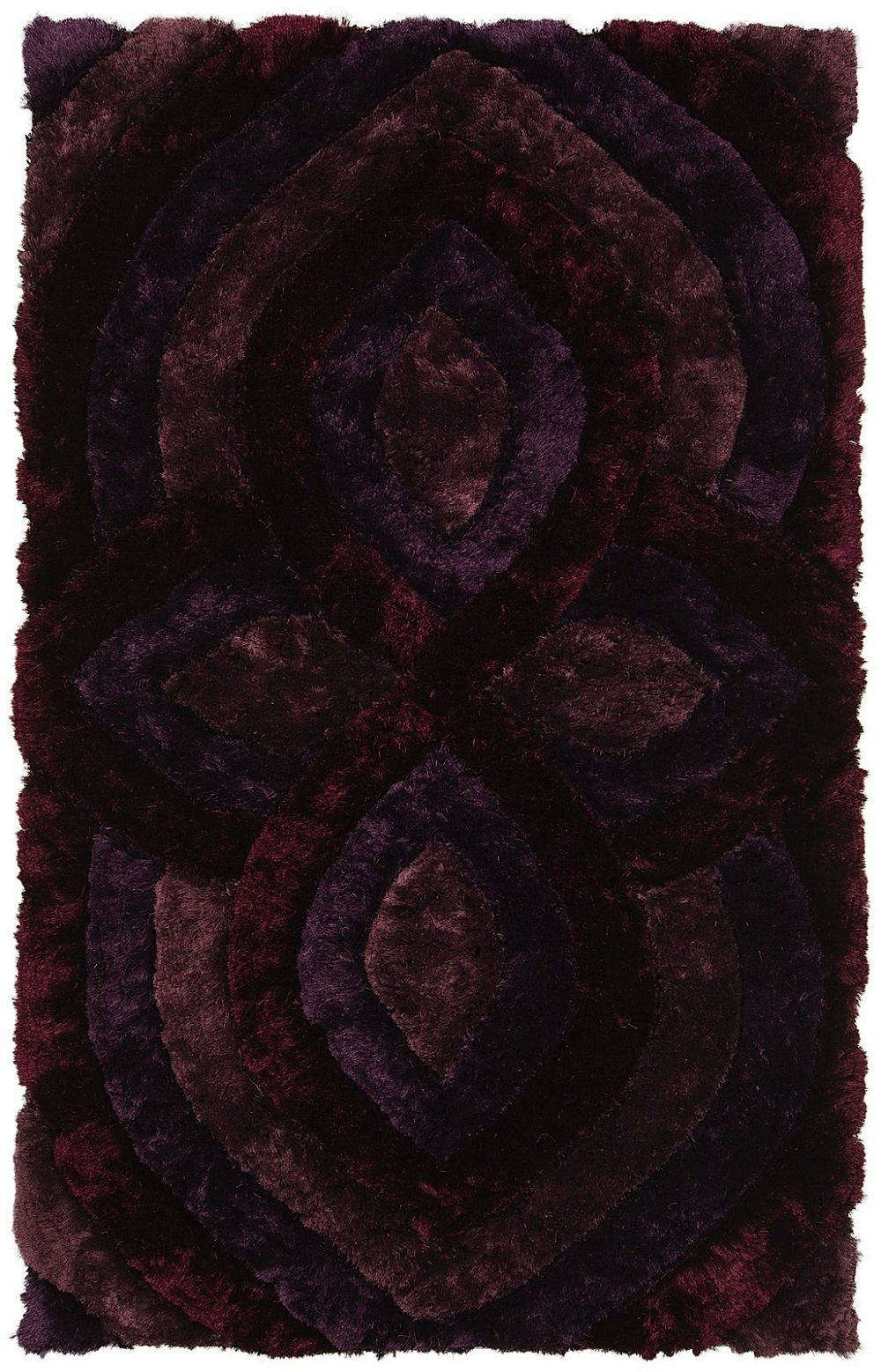 chandra filix contemporary area rug collection
