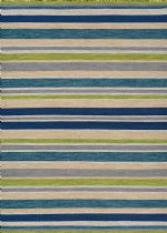 Couristan Solid/Striped Cottages Area Rug Collection