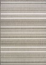 Couristan Solid/Striped Recife Area Rug Collection