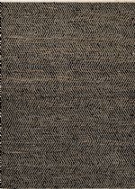 Couristan Solid/Striped NatureS Elements Area Rug Collection