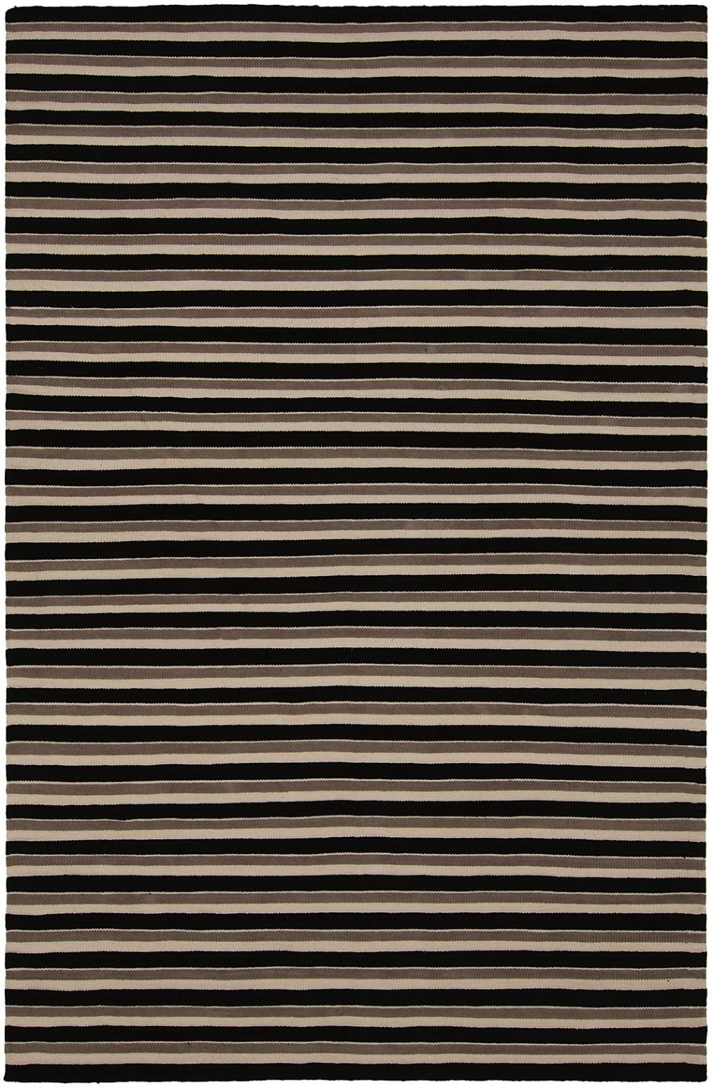 chandra semoy solid/striped area rug collection