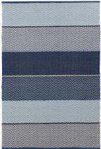 Chandra Solid/Striped Siena Area Rug Collection