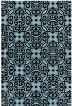 Chandra Contemporary Stella Area Rug Collection