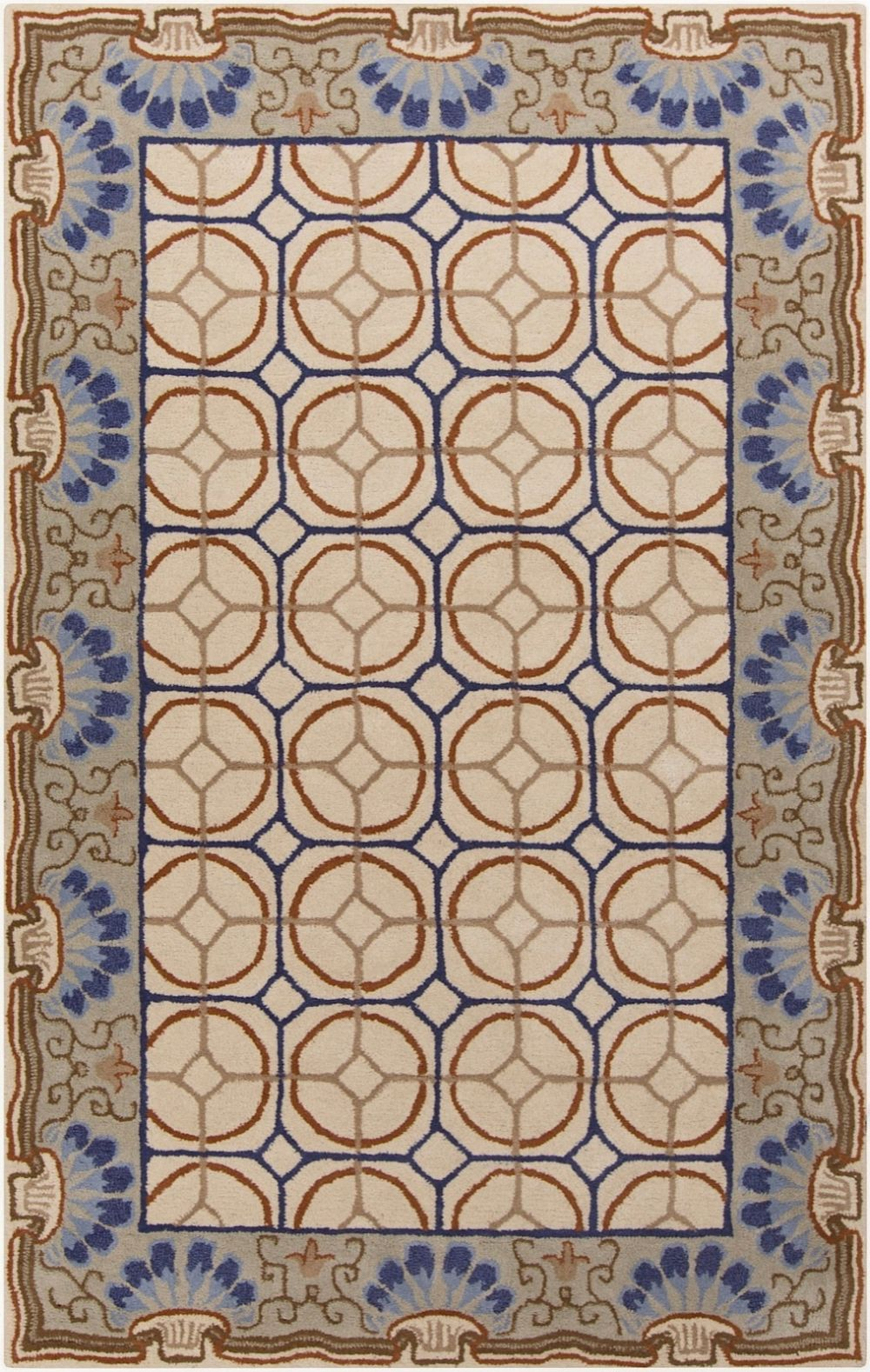 surya bordeaux contemporary area rug collection