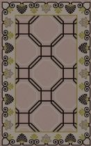 Surya Contemporary Bordeaux Area Rug Collection