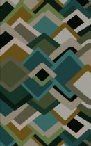 Surya Contemporary Envelopes Area Rug Collection