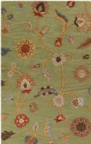 RugPal Transitional Flourish Area Rug Collection