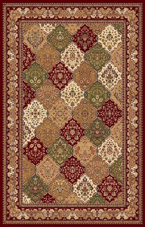 well woven timeless mina-khani traditional area rug collection