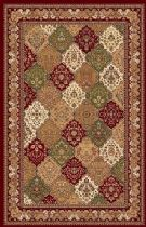 Well Woven Traditional Timeless Mina-Khani Area Rug Collection
