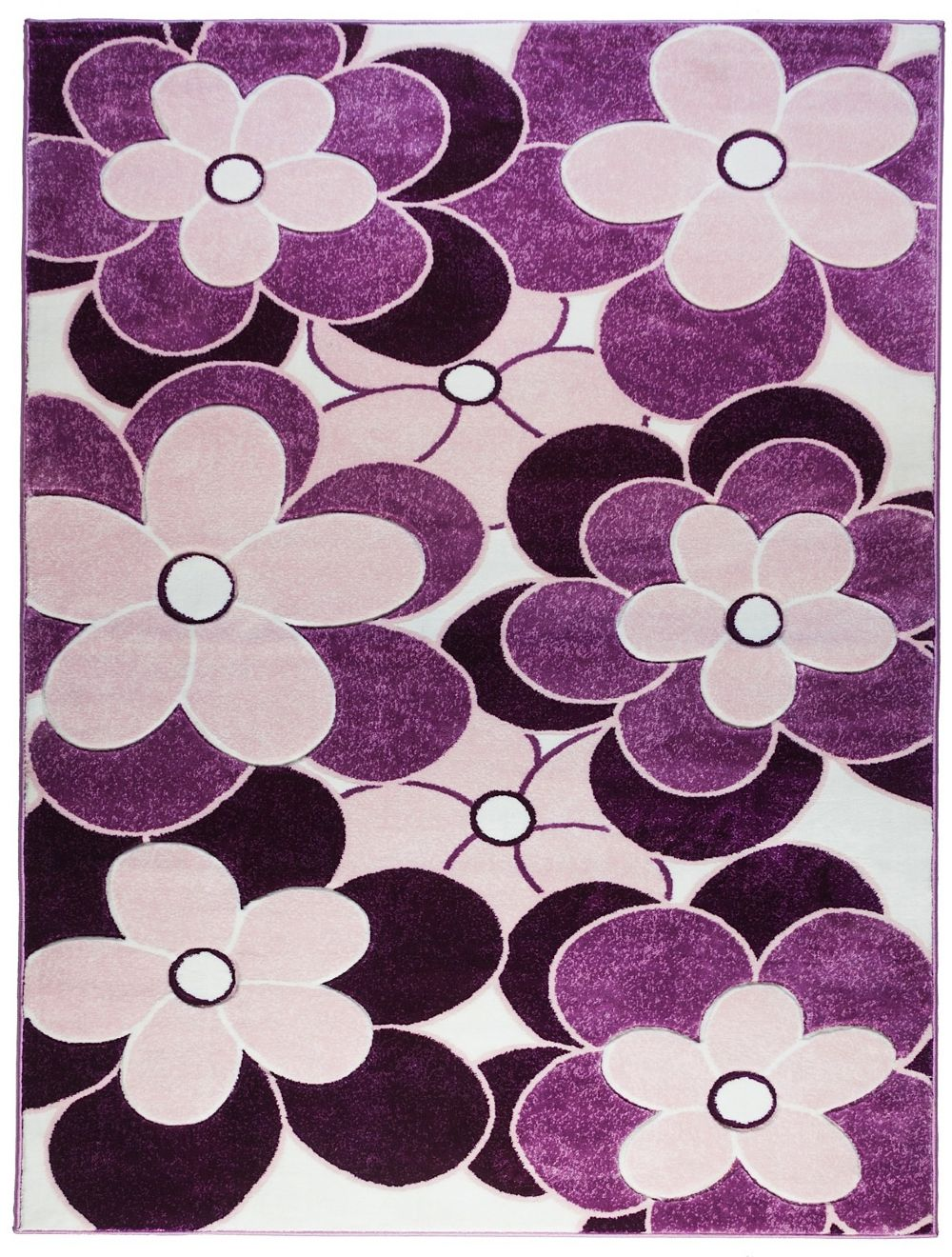 well woven melody flowers country & floral area rug collection