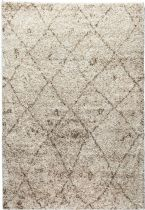 Well Woven Contemporary Madison Shag Morrocan Lattice Area Rug Collection