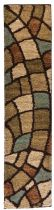 Well Woven Contemporary Avenue Wavy Shapes Area Rug Collection
