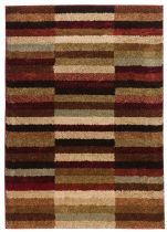 Well Woven Contemporary Avenue Sunset Lounge Area Rug Collection
