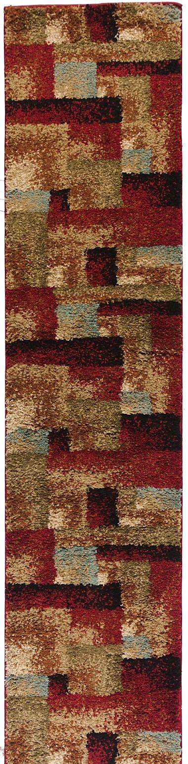 well woven avenue sunrise squares contemporary area rug collection