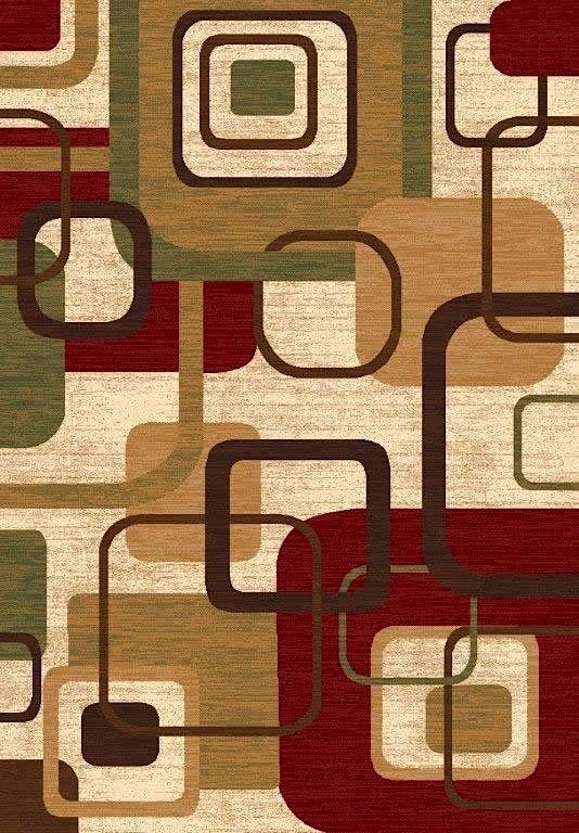 well woven wallaby delightful squares contemporary area rug collection