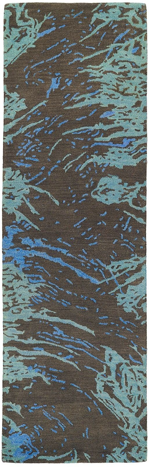 kaleen brushstrokes contemporary area rug collection