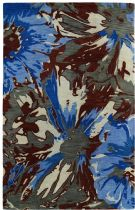 Kaleen Contemporary Brushstrokes Area Rug Collection