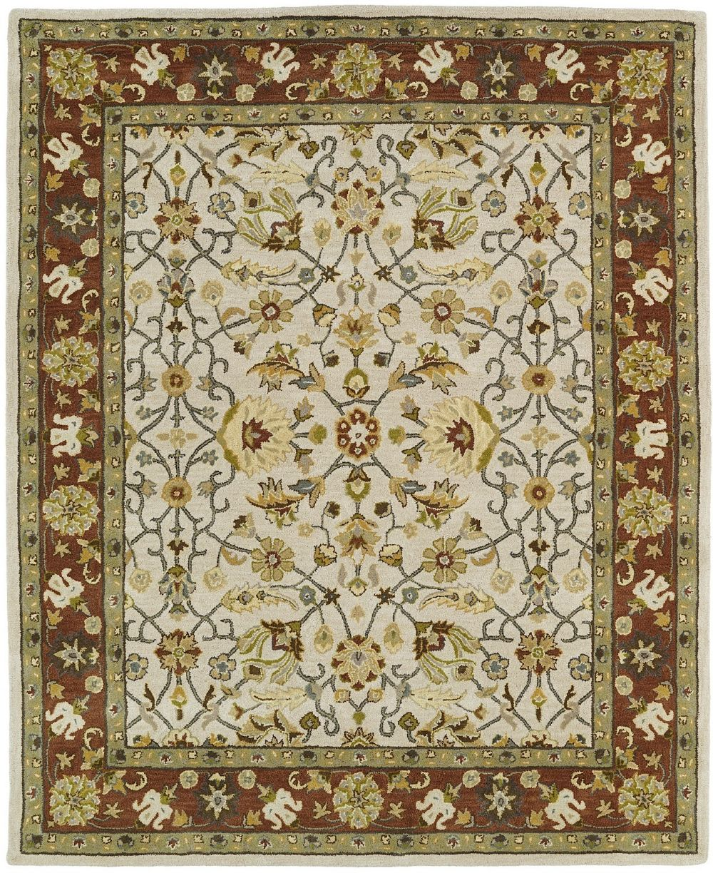 kaleen taj traditional area rug collection