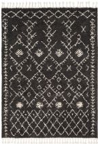 Surya Southwestern/Lodge Berber Shag Area Rug Collection