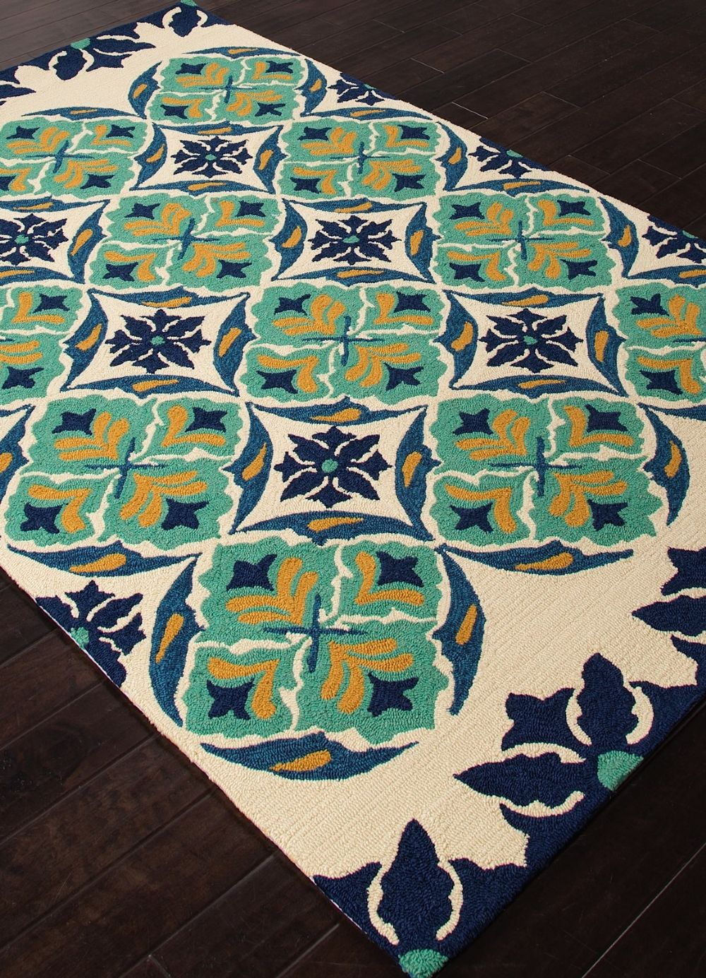 jaipur barcelona indoor/outdoor area rug collection