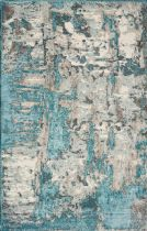 Kas Contemporary Watercolors Area Rug Collection