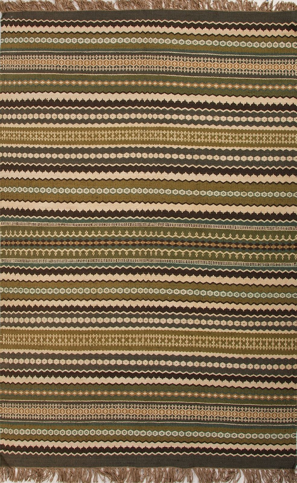 jaipur java southwestern/lodge area rug collection